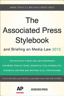The Associated Press Stylebook image